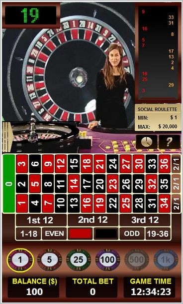 Roulette Prediction App -15241