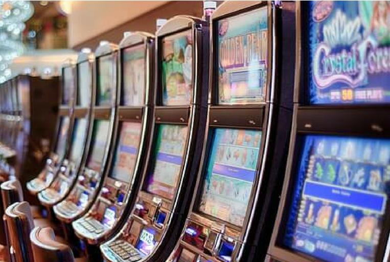 Slot Machine Odds -151355