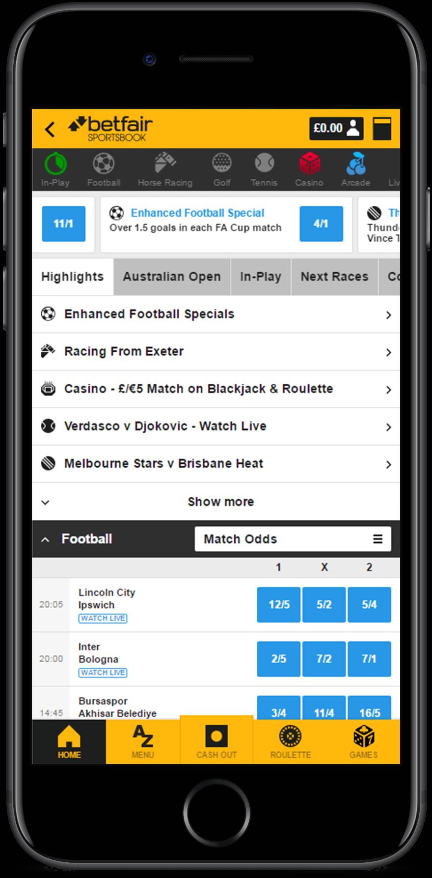 Virtual Sports Betting -285079