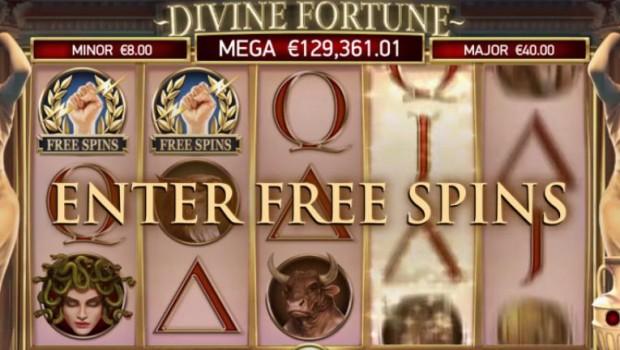 Divine Fortune Slot -203513