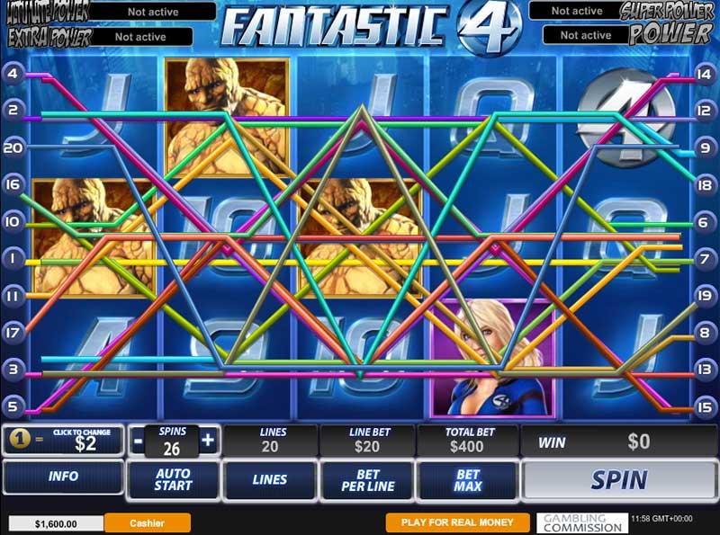 Fantastic Four 50 -227938