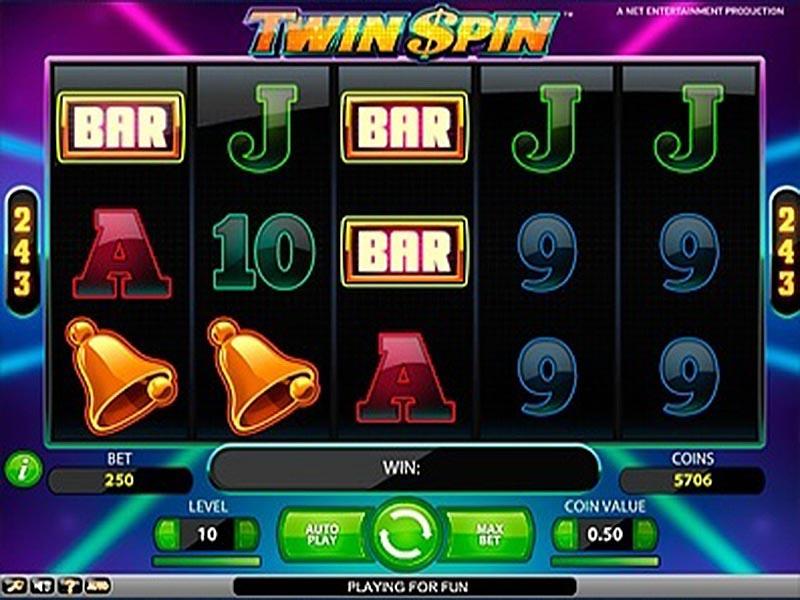 Slot Machine Payouts -429676