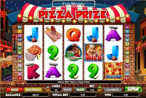 Random Prizes Spin -317931