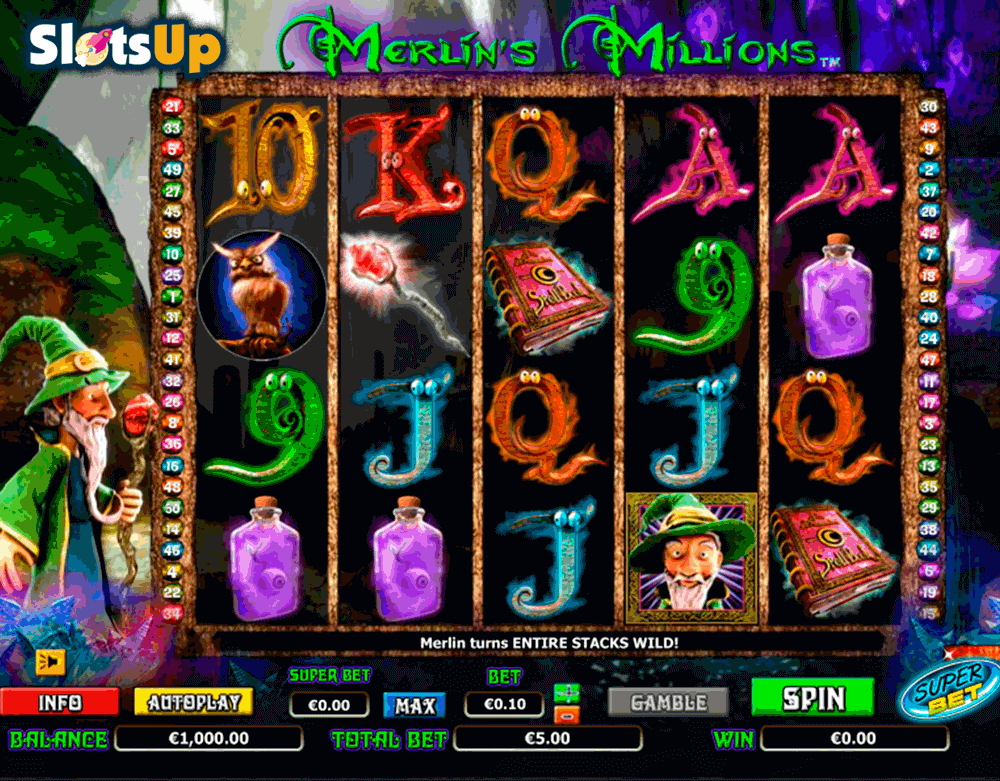 Slot Game Features -897038
