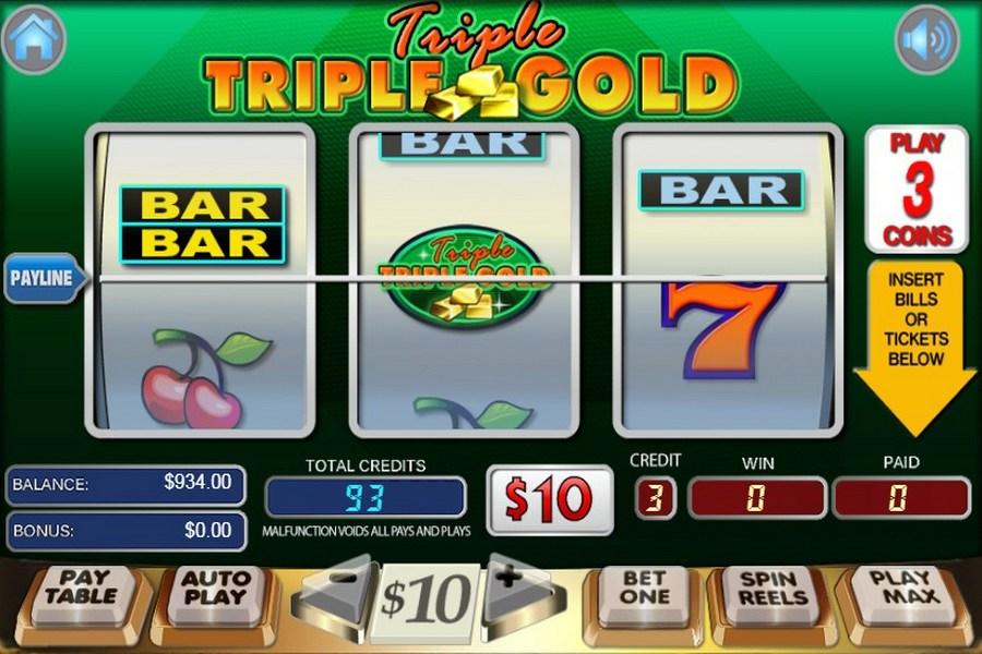 Triple Profits -272725