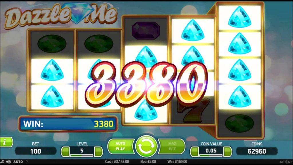 Dazzle Me Slot -427605