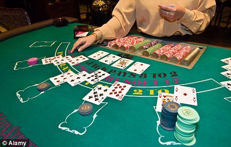 Casino Etiquette -833627