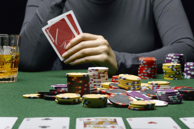 Poker Game -159544