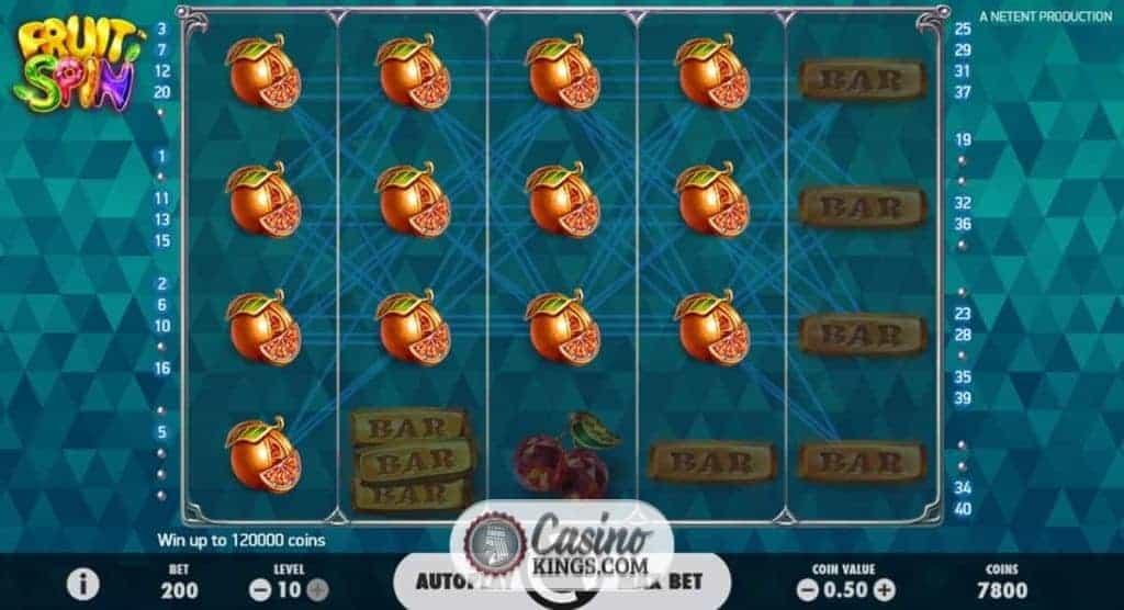 Fruit Spins -502438