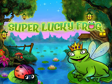 Super Lucky Frog -20319