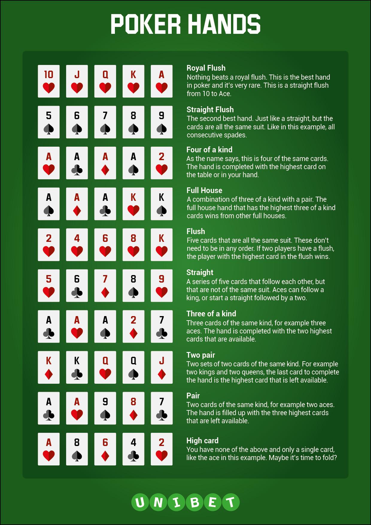 Poker Game -327966