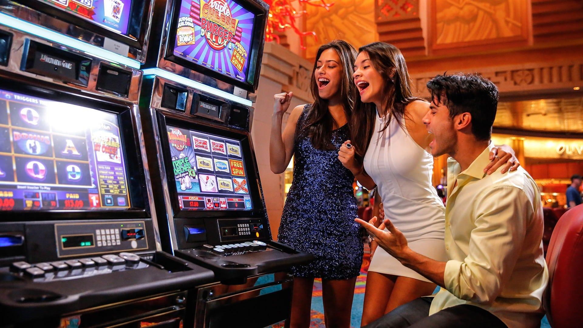 Slot Machines -485677