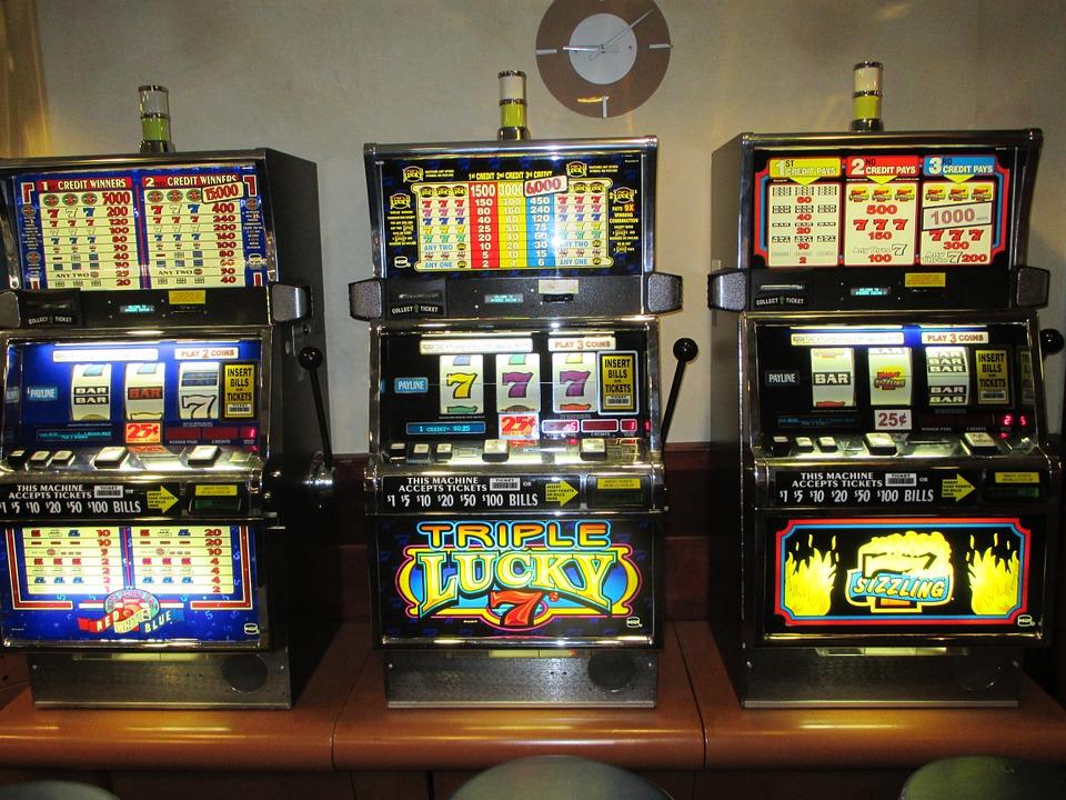 Slot Machine Odds -562626