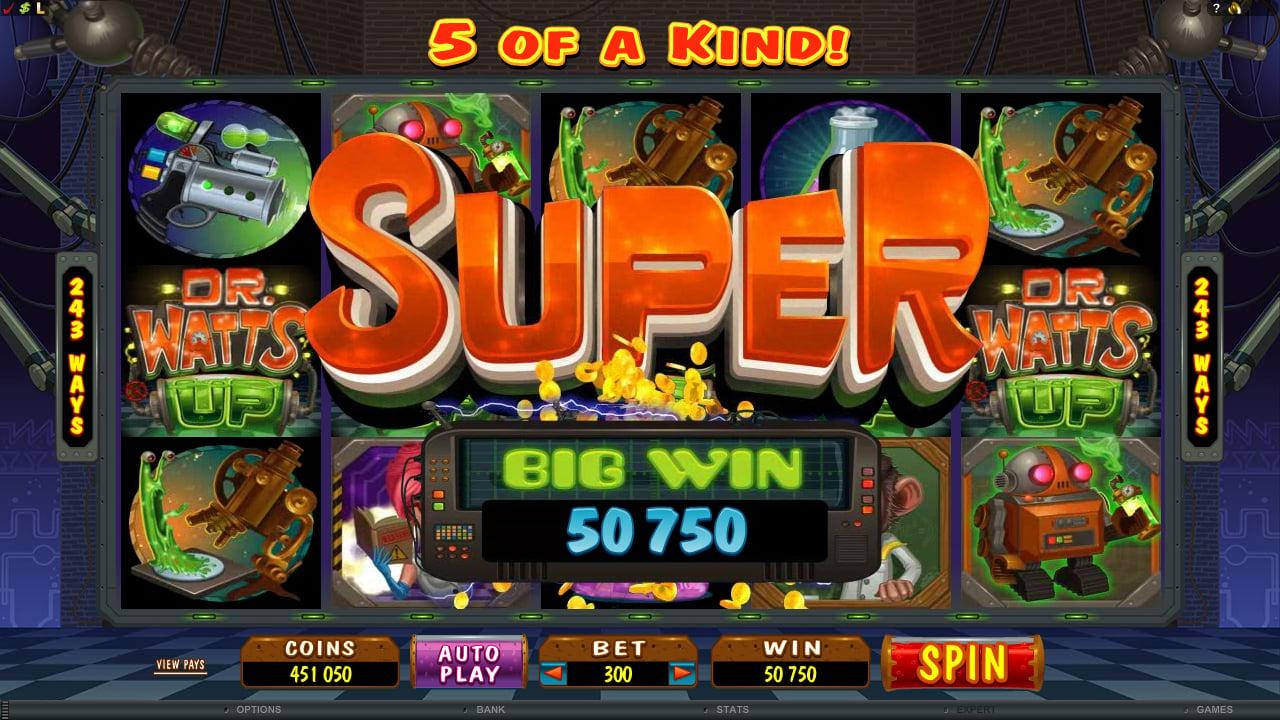 Slot Machine -416802