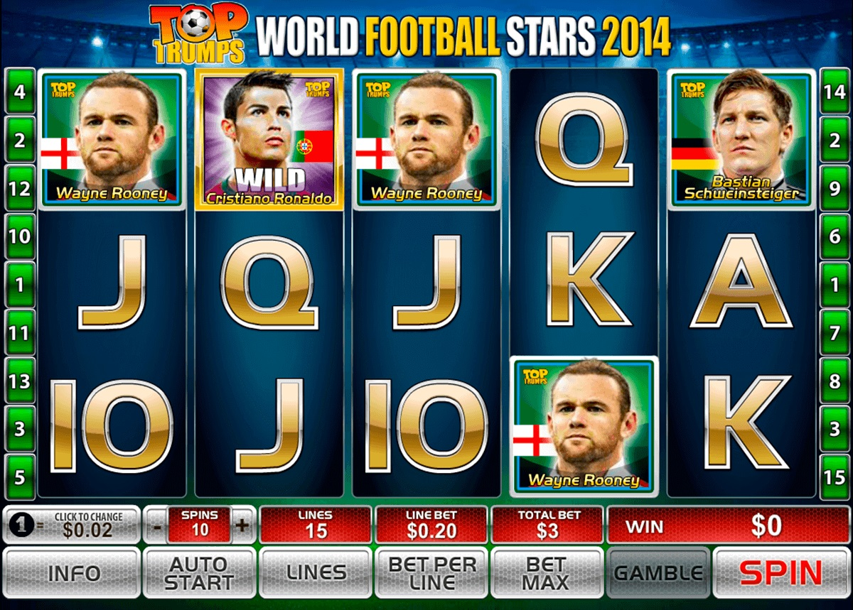 Football Stars Slot -106018