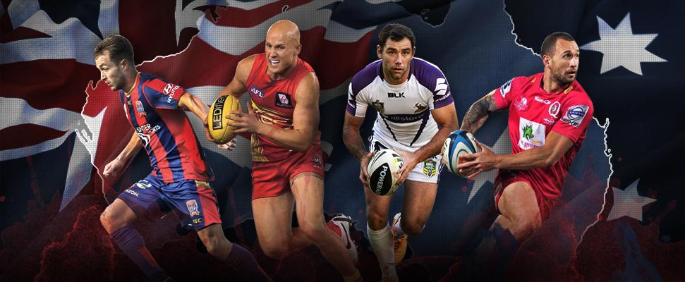Australian Sports -807886