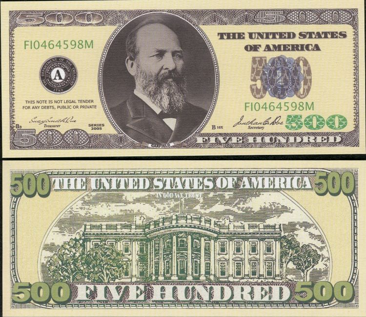 Front Money -262991