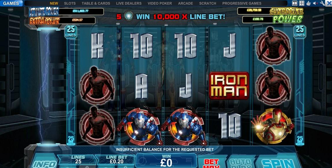 Iron Man 3 -133509