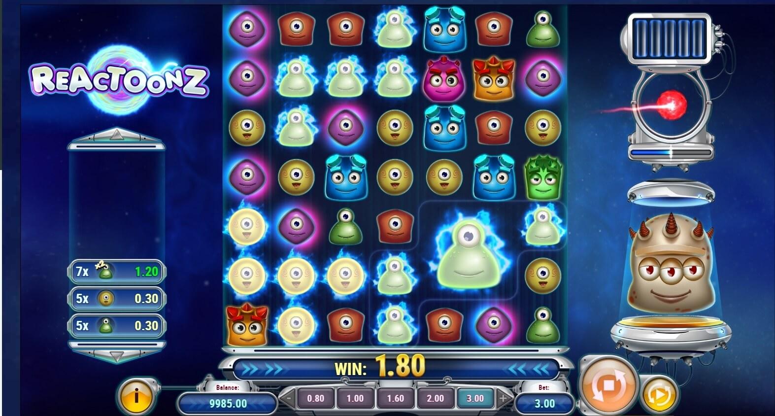 Slot Machine -266127