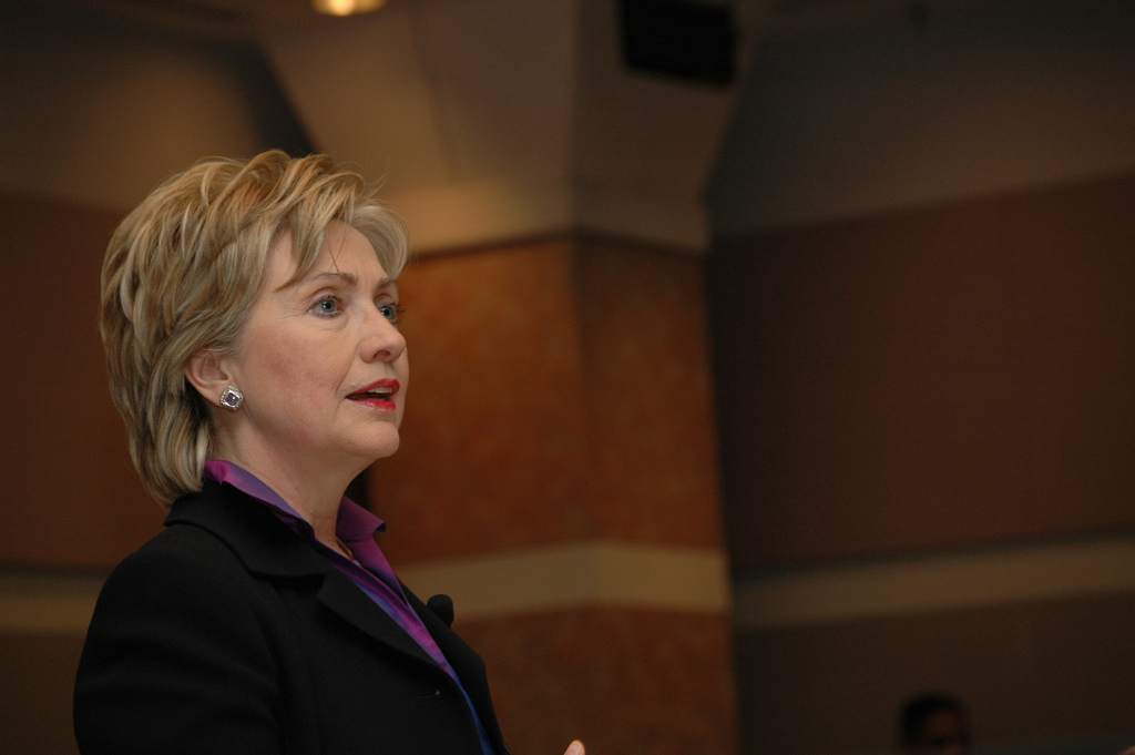 Hillary Clinton -713082