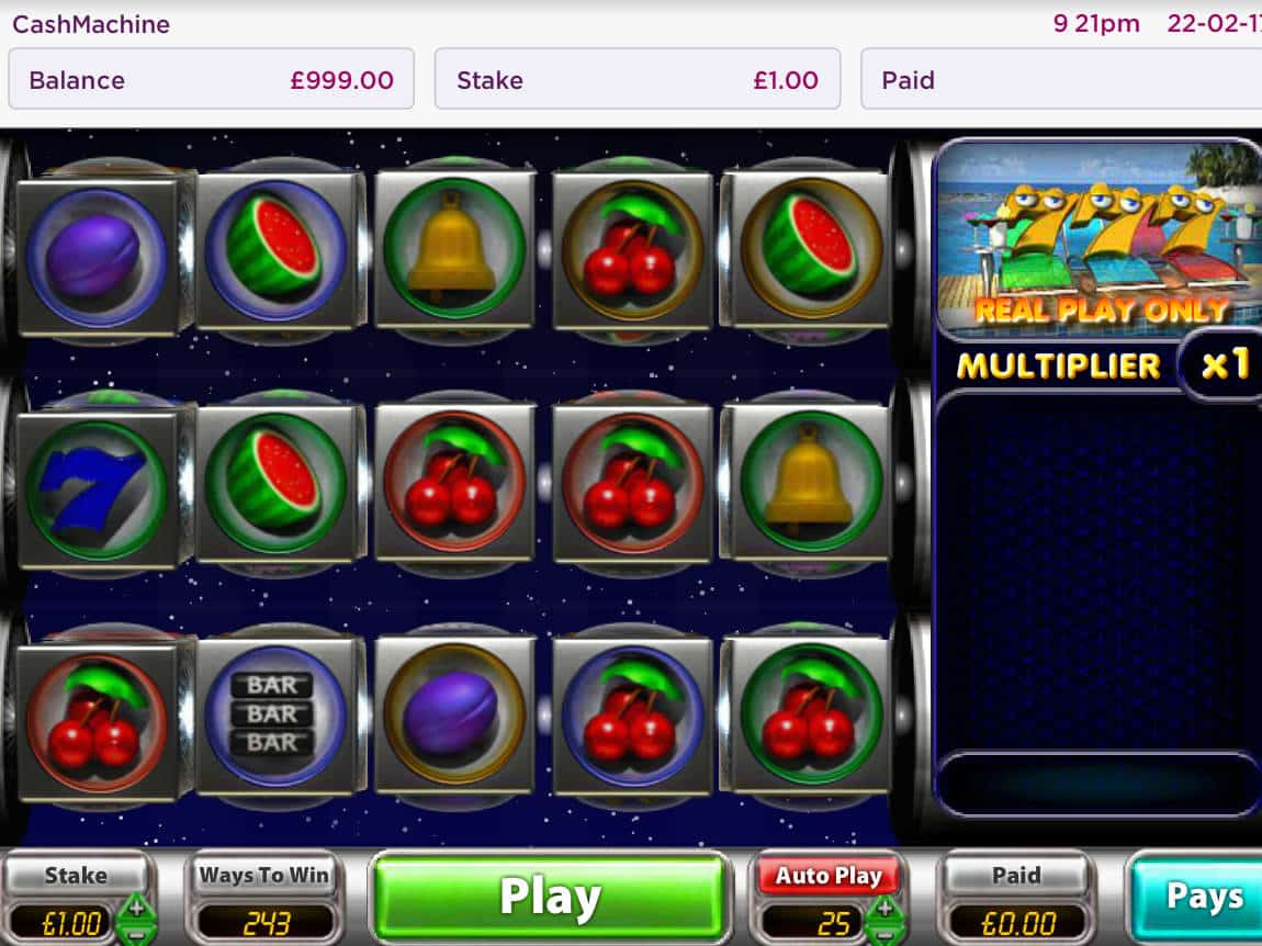 Slot Cash Tournament -962899