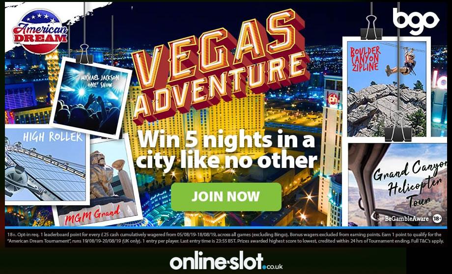 Recent Las Vegas -114276