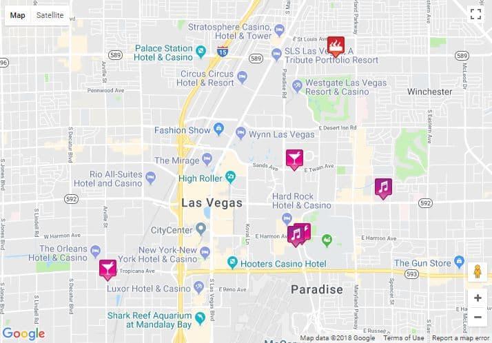 Las Vegas -708501