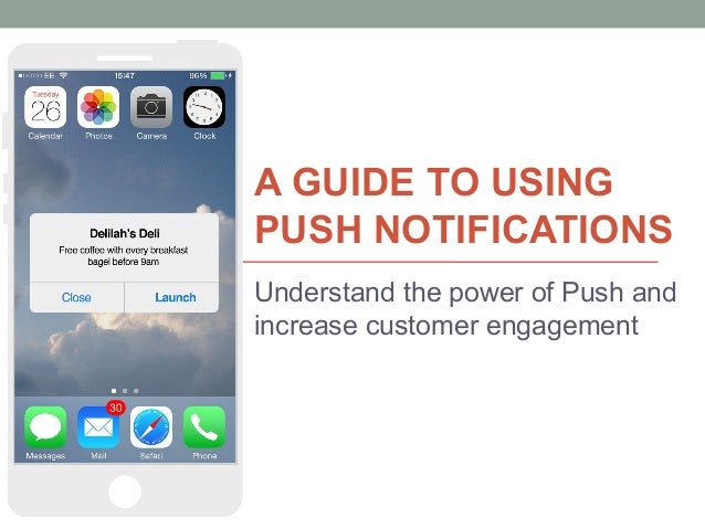 Push Notification -561804