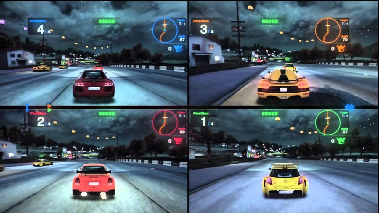 Multi Player Game -741195