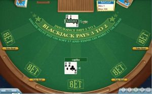 European Blackjack Insurance -988043