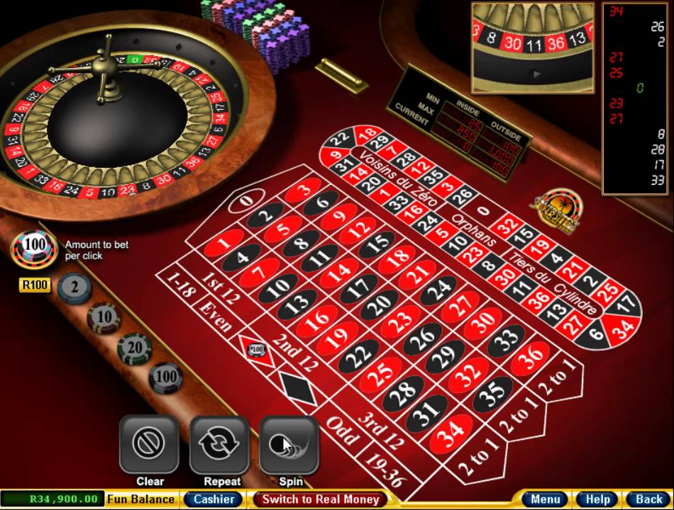 Roulette Strategy -760035