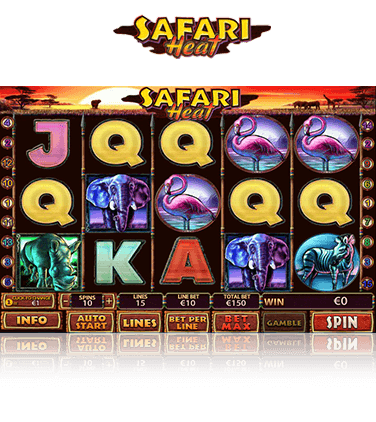 Safari Heat Slot -344159