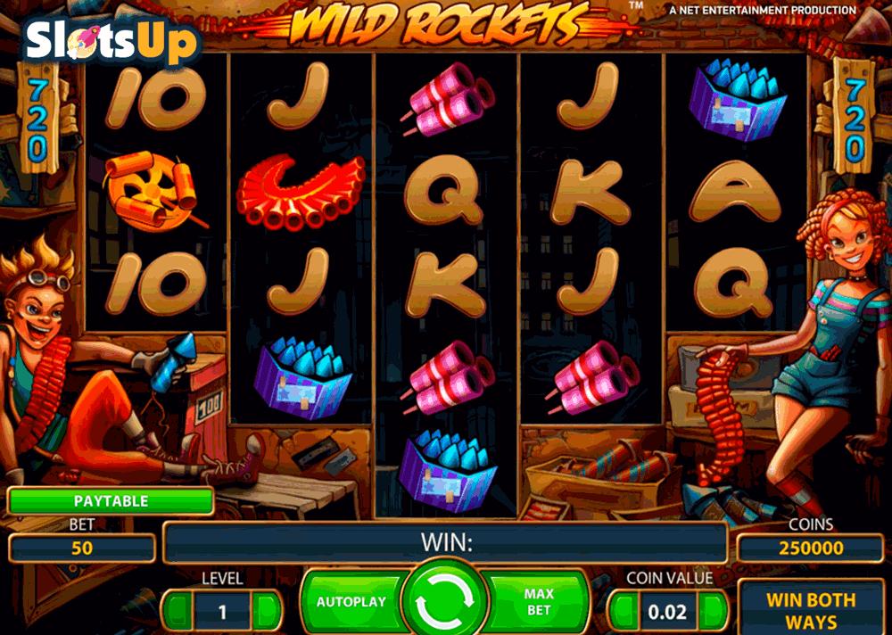 Wild Rockets Slot -398226
