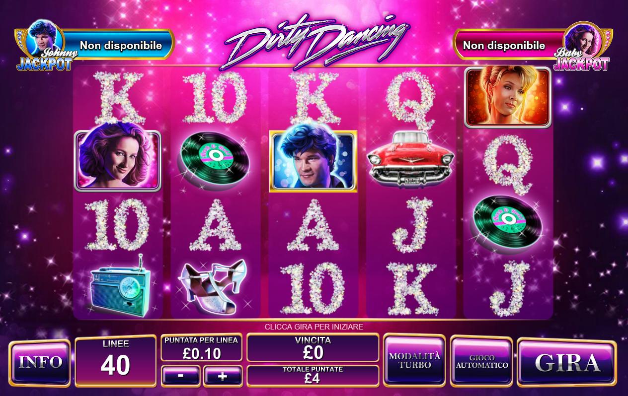 Dirty Dancing -506234