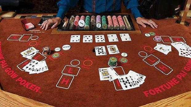 Professional Gambler Strategy -32335