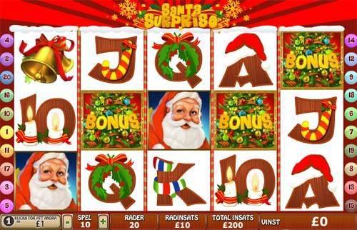 Santa Surprise Slot -236070