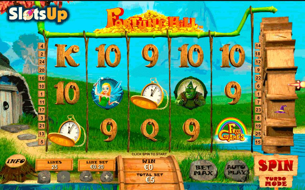 Fortune Hill Slot -379784