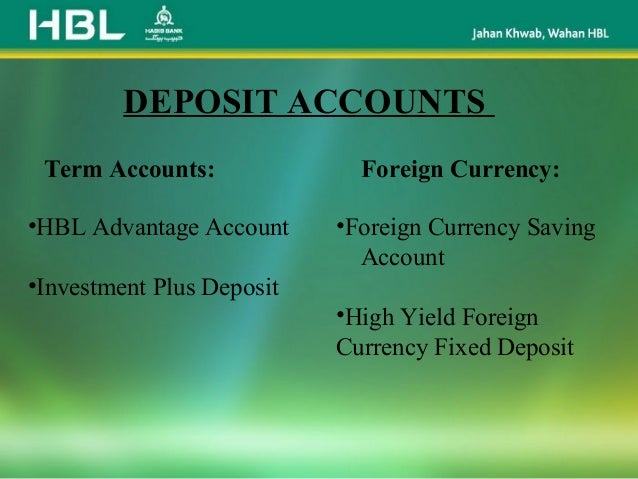 Foreign Currency Deposit -484857