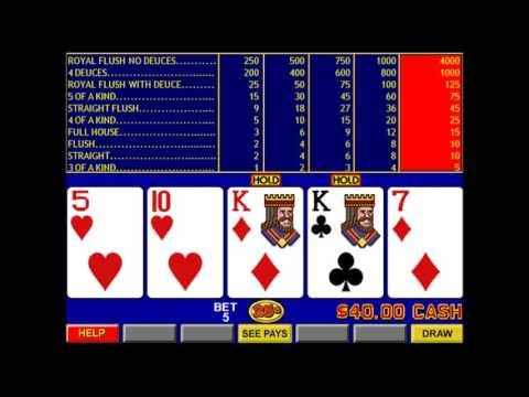 Video Poker Strategy -760046
