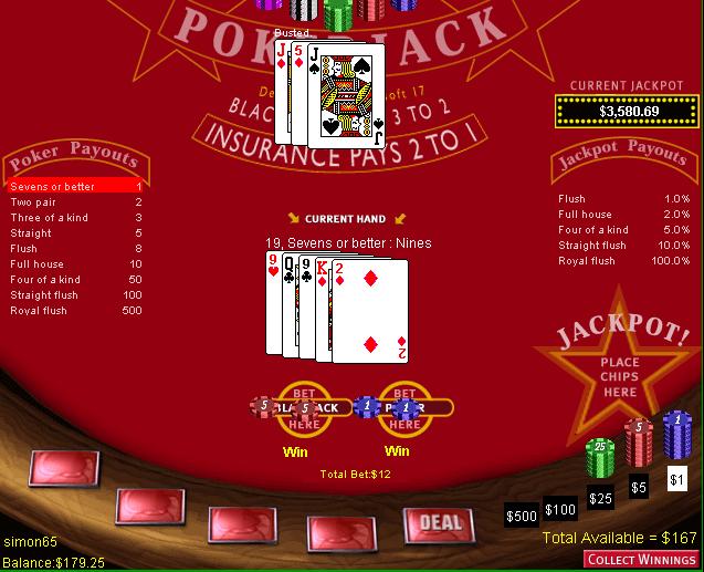 Blackjack Odds Casino -312146