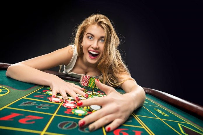 Wins at Roulette -203684