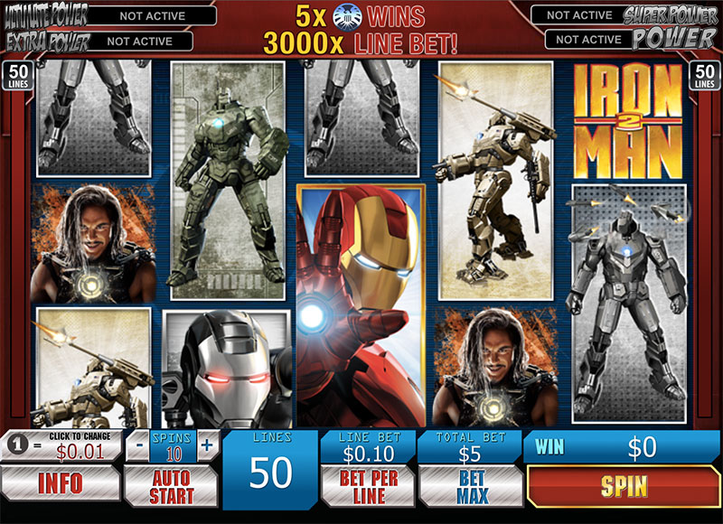 Iron Man -511771