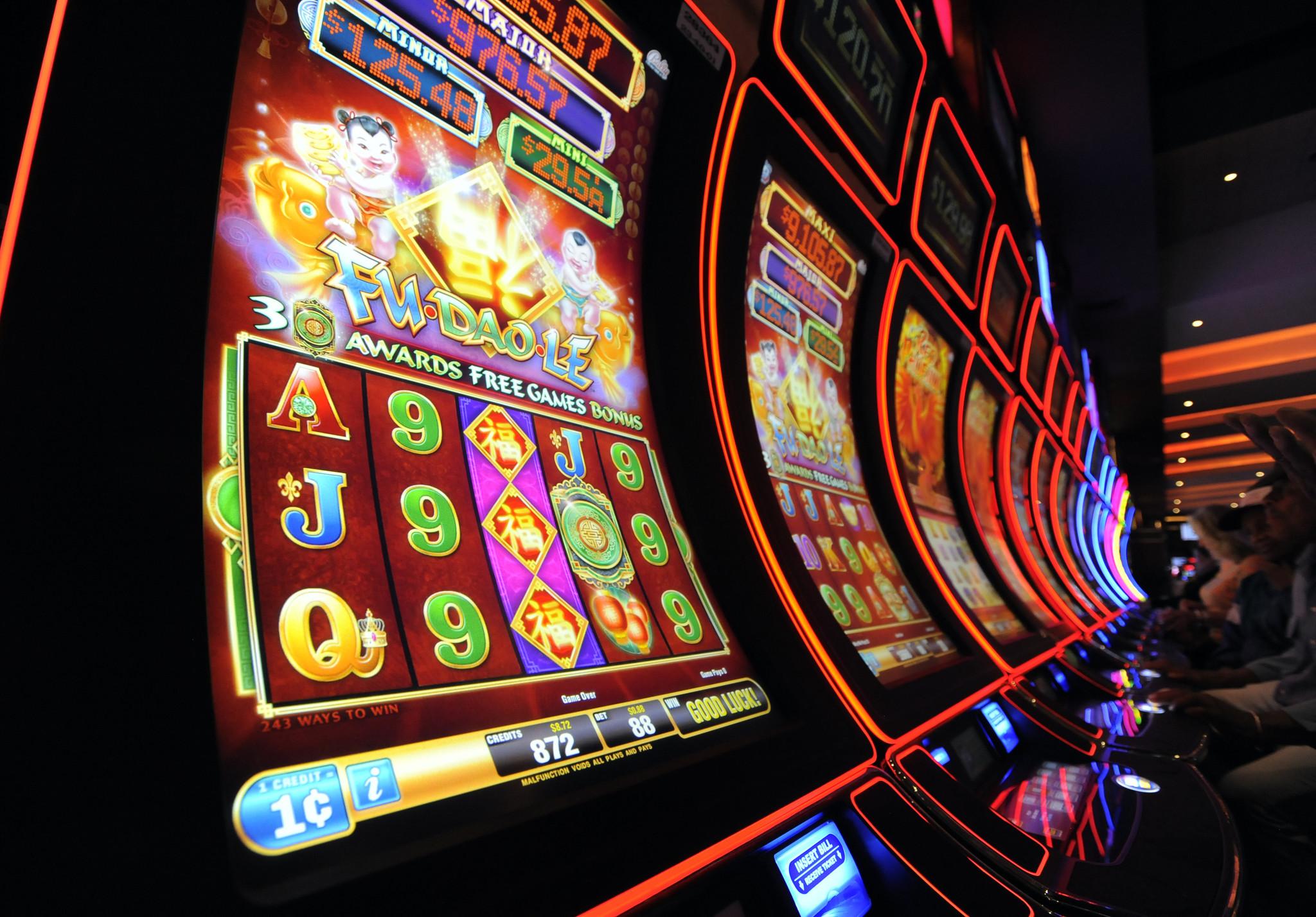 Slot Machine Payout -39738