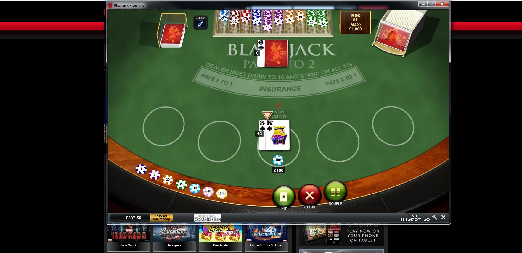 Online Casino -345561