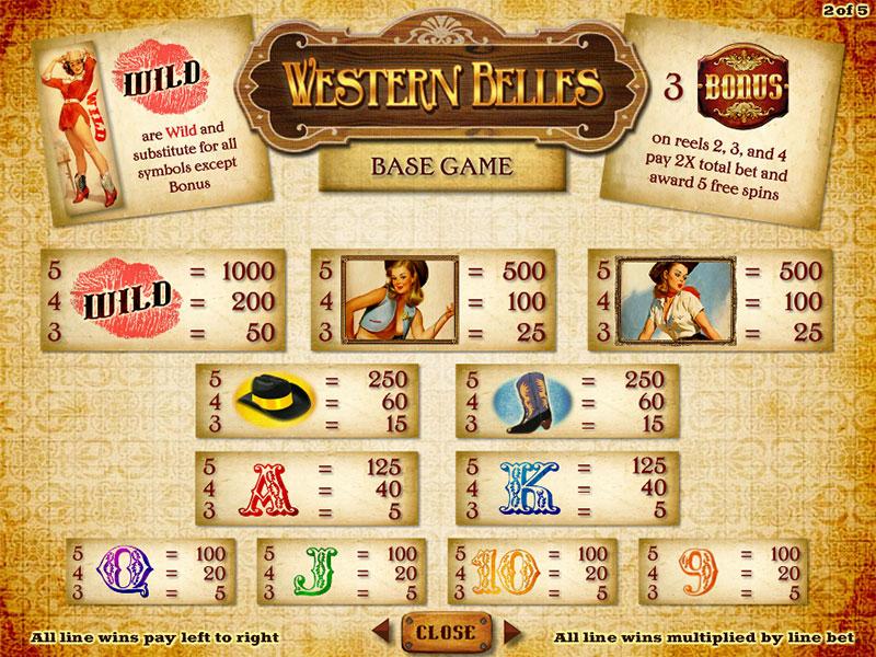 Western Slots Choosing -29930