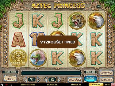 Aztec Princess Slot -68204