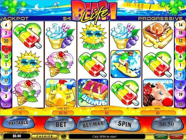 Slot Machine Bankroll -984942