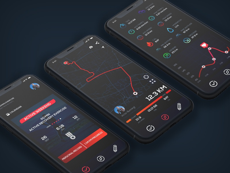 Sports Interaction App -876947