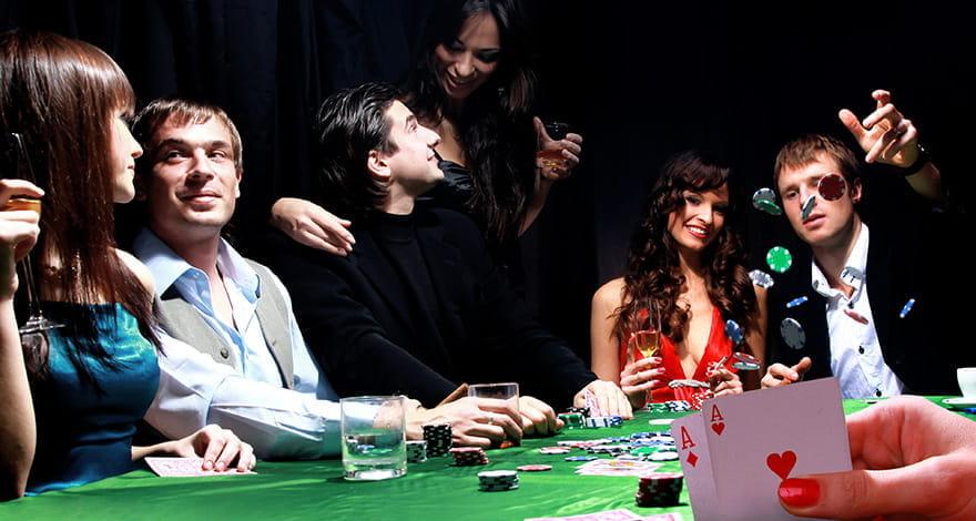 Famous Gamblers -657735