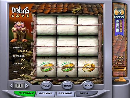 Goblin Cave Slot -340389